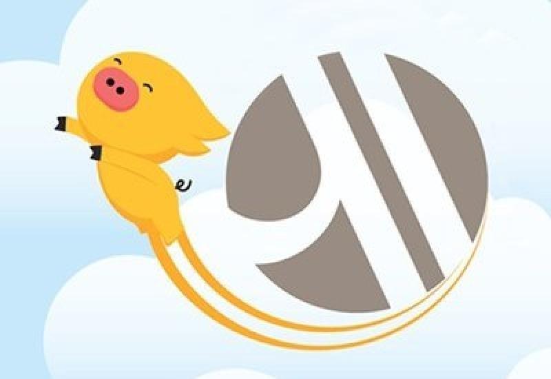 Alimi, la mascota del portal de viajes Fliggy, del gigante chino Alibaba.