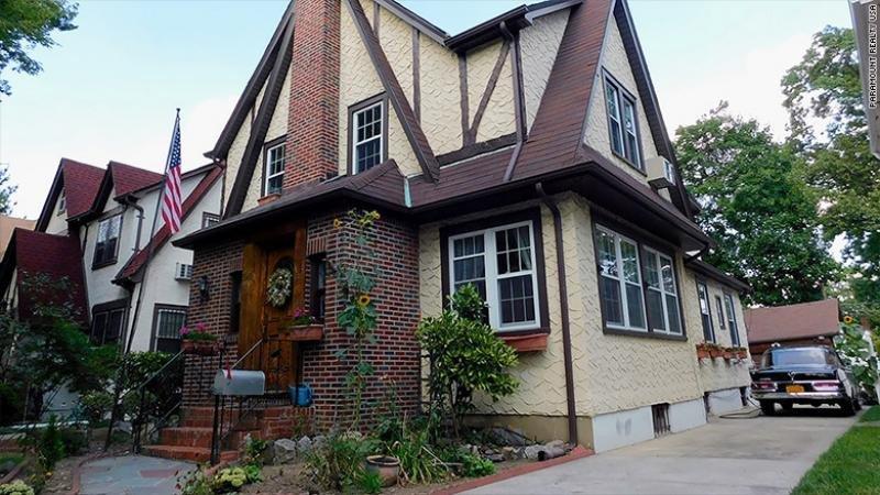 Airbnb alquila la casa de la infancia de Trump por 525 € la noche