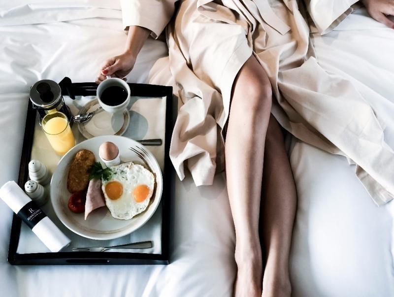 En el Renissance Pattaya, que abre en septiembre en este destino tailandés, los clientes podrán tomar el desayuno en la cama a cualquier hora del día y de la noche.