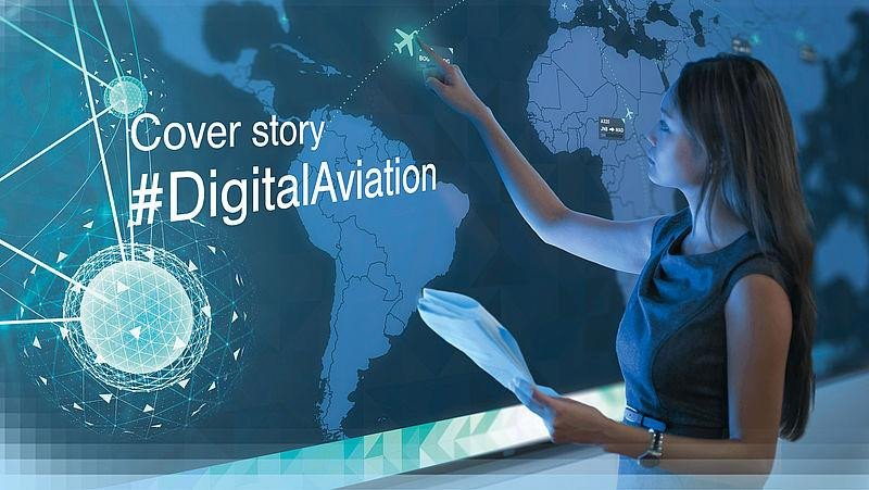 La digitalización del Grupo Lufthansa apoya su transformación sostenible