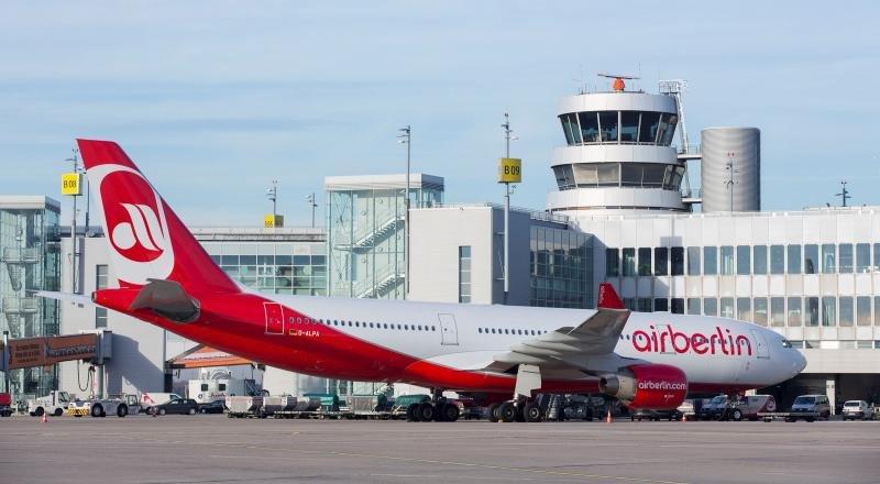 Airberlin se declara insolvente pero seguirá operando