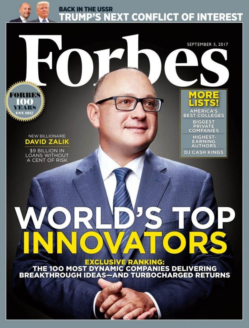 En el Ranking Forbes de empresas innovadoras sólo ocho son turísticas
