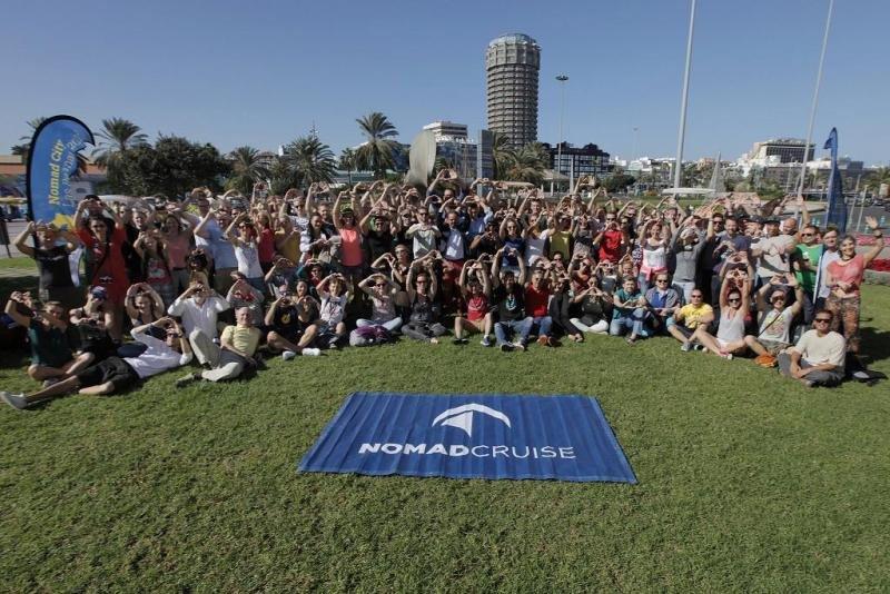 Imagen de los participantes en la primera edición, que se celebró el pasado año.