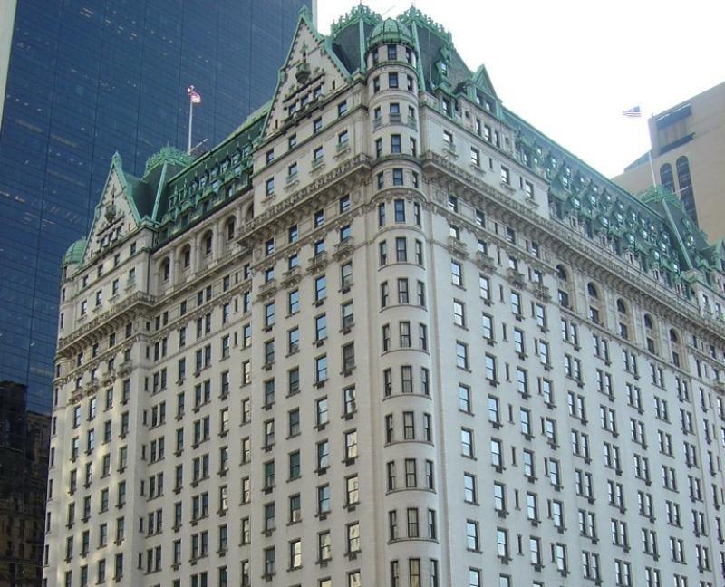 Se vende el Hotel Plaza de Nueva York por más de 400 M €