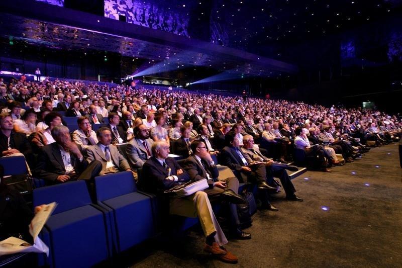 Imagen: Centro de Convenciones Internacional de Barcelona.