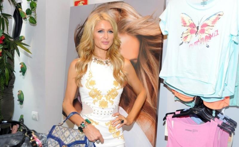 Paris Hilton tienen un fuerte vínculo con Ibiza. Foto: Huffington Post.