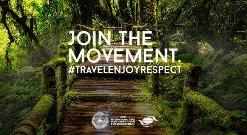 La OMT lanza una campaña para crear conciencia sobre el turismo sostenible