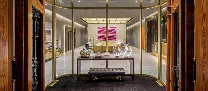 Imagen de Room Mate Gerard, el último hotel que la cadena ha abierto en Barcelona este verano.