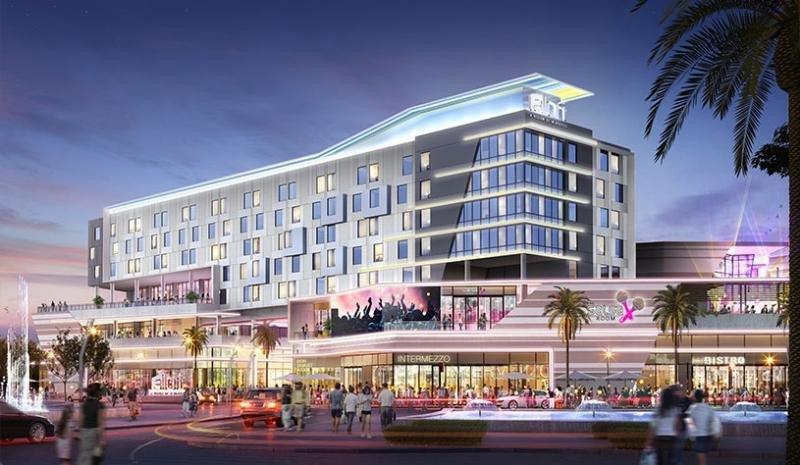 La apertura del Aloft San Juan está prevista para 2019