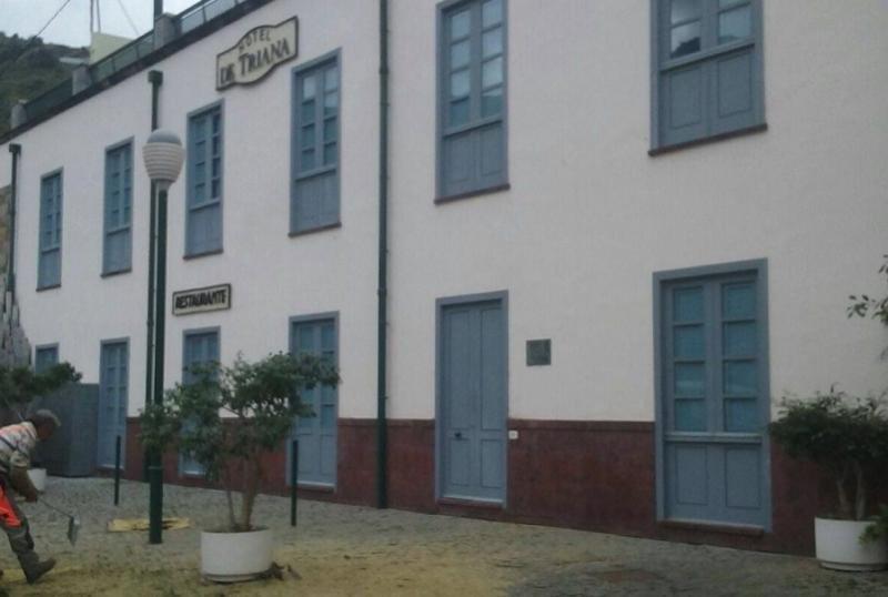Sale a subasta el Hotel Triana de La Gomera por 423.000 €