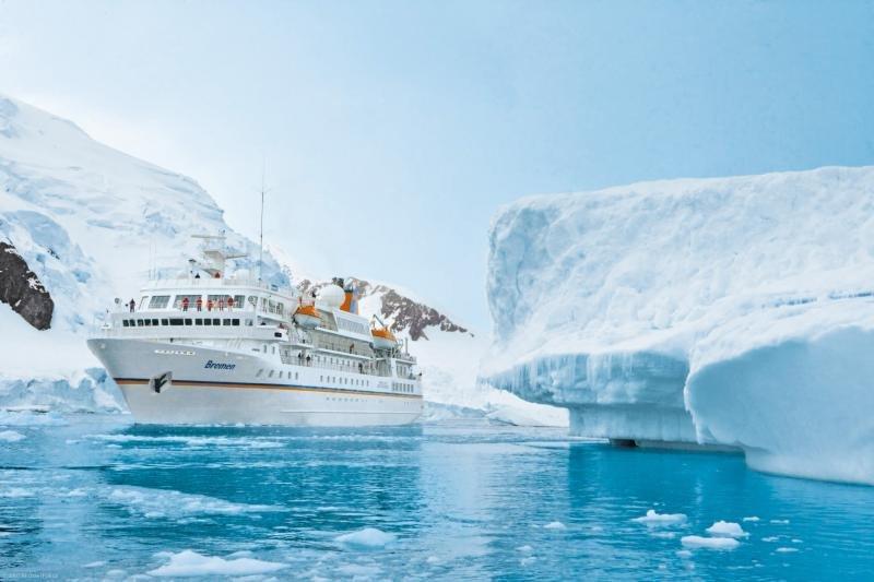 Un crucero de Hapag-Lloyd, primero con certificación polar del mundo