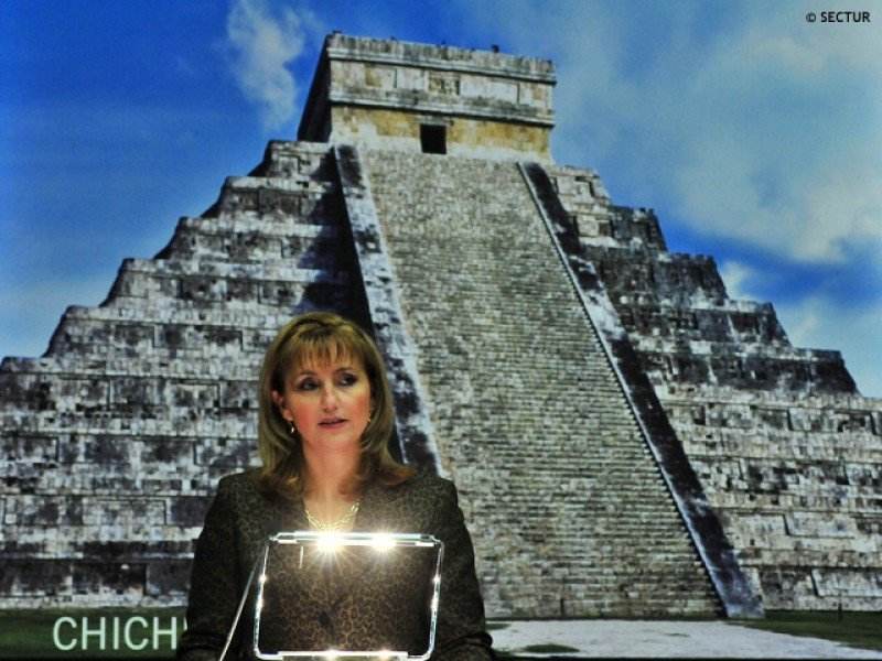 WTTC nombra a Gloria Guevara Manzo como nueva presidente