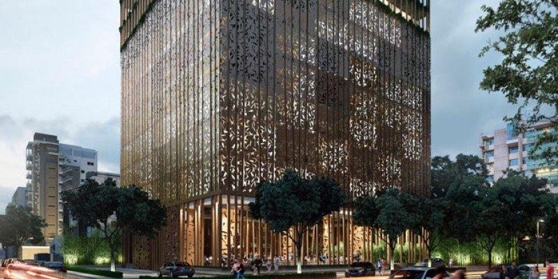 Invierten US$ 37 millones en torre de lujo Yoo Santo Domingo