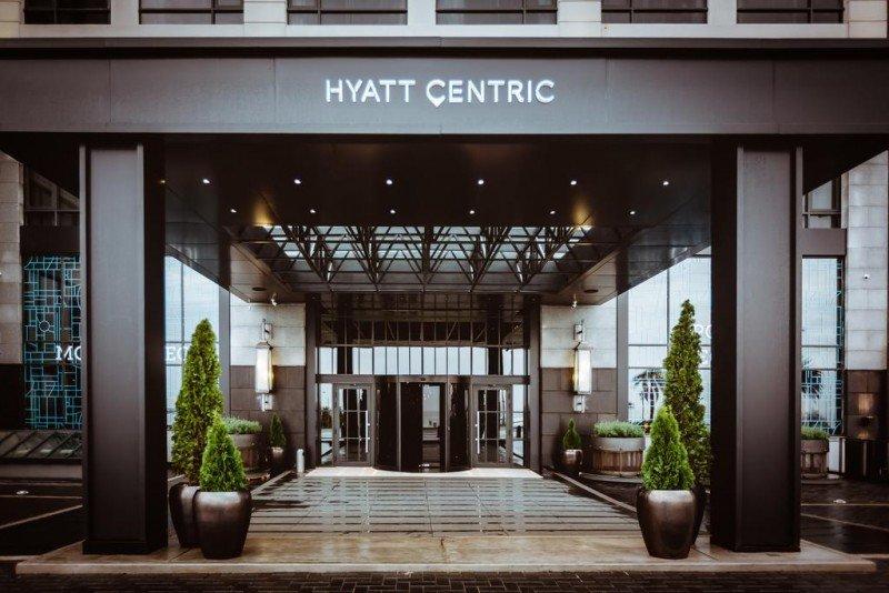 Hyatt Centric es la nueva marca de lifestyle de la compañía hotelera.