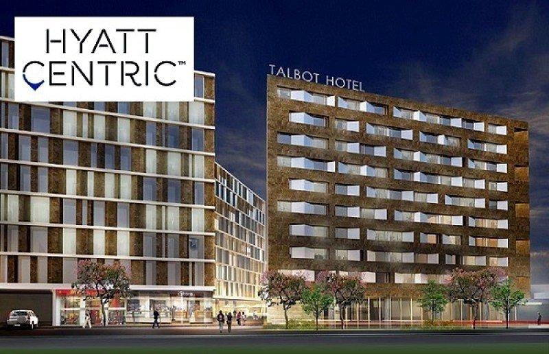 Proyecto del Hyatt Centric San Isidro Lima, en la capital peruana, un emprendimiento que en sus dos fases insumirá una inversión de US$ 90 millones.