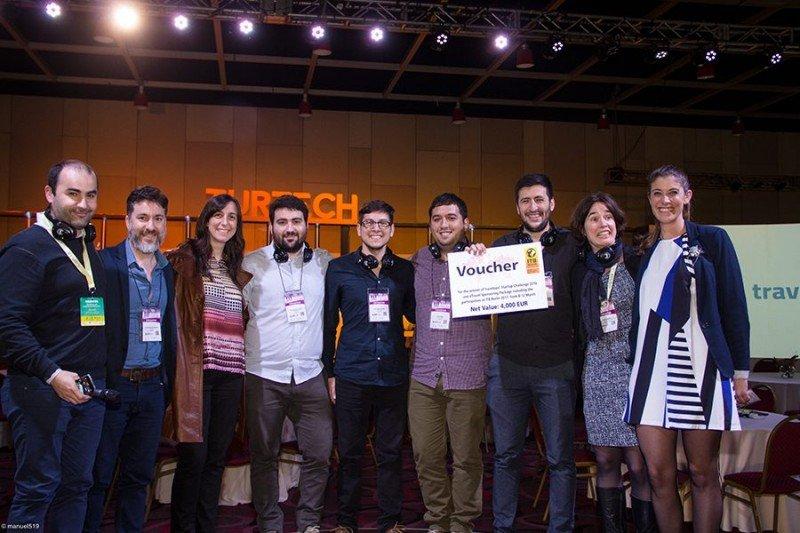TravelPaq la startup ganador del 2016.