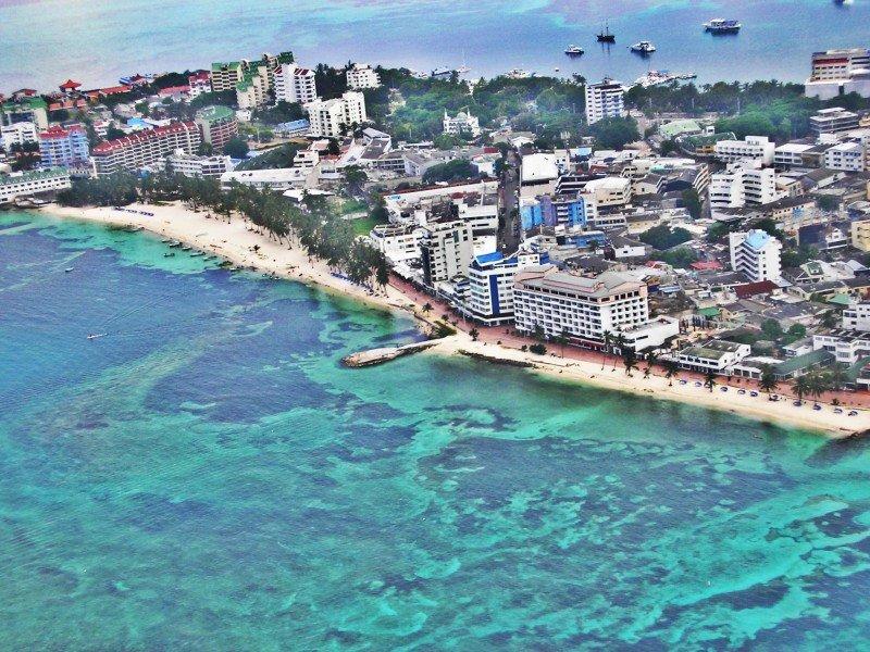 En San Andrés la ocupación de junio se contrajo 7 puntos porcentuales.