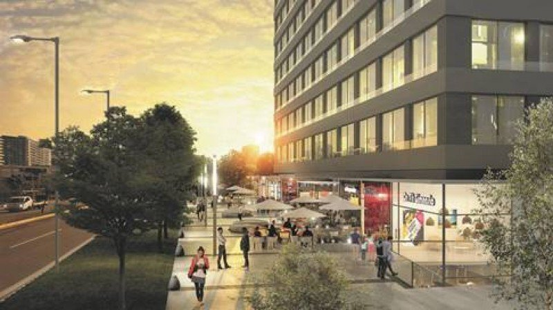 El Hampton by Hilton más grande de Sudamérica estará en Chile