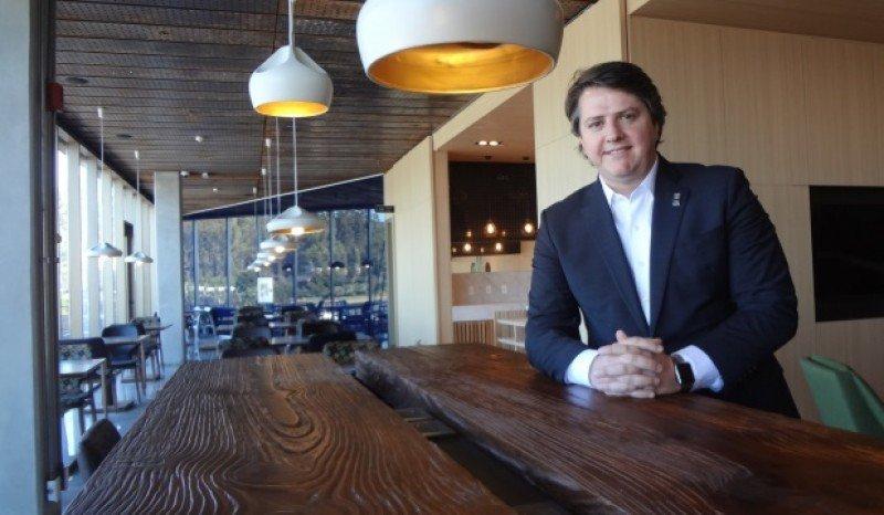 Agustín Maddocks, gerente general del Cluster de Hilton Garden Inn y Hampton by Hilton.
