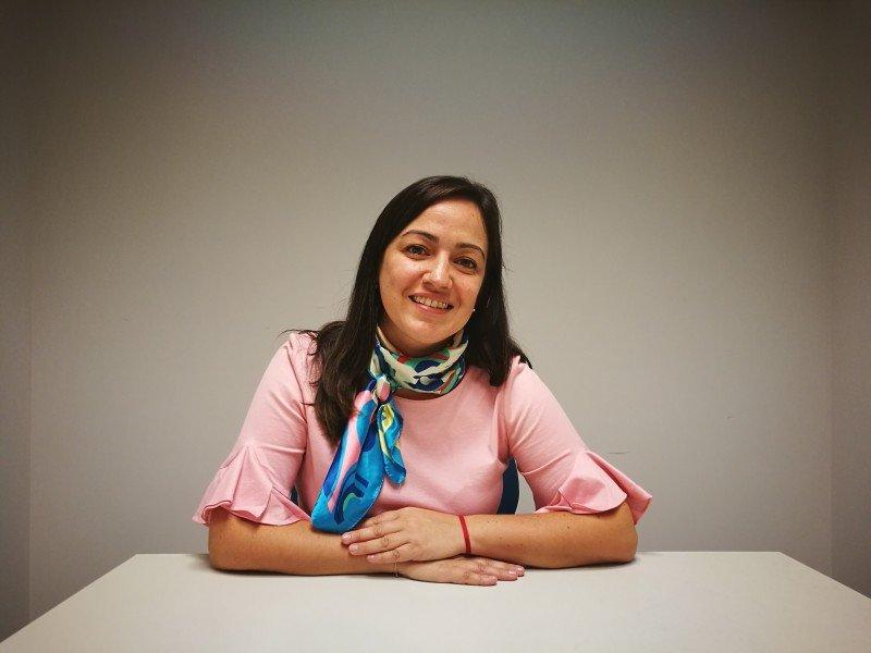 Roxana Espínola.