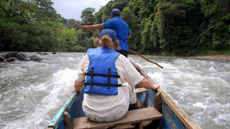 Los bribri crearon un código de ética desarrollar un turismo armonioso con la naturaleza y la cultura local. Foto: Remezcla.