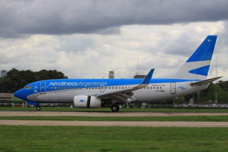 Aerolíneas Argentinas proyecta crecer 13% este fin de semana largo