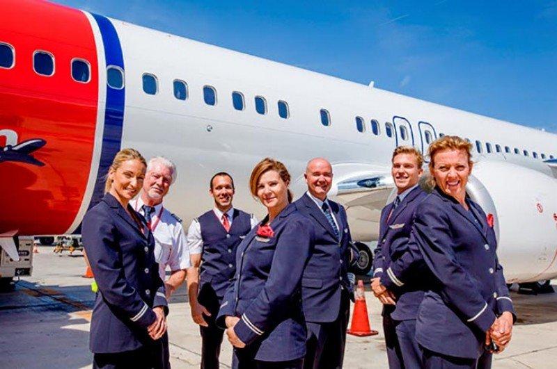 Norwegian Air abre cientos de vacantes de trabajo en Argentina
