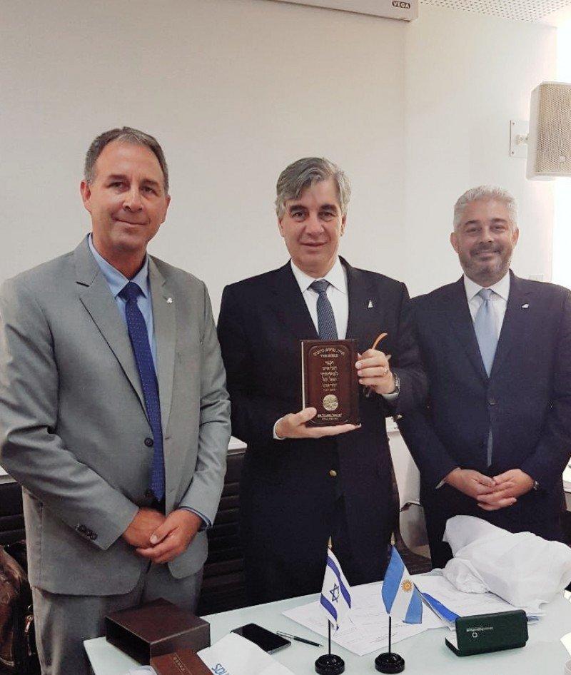 Código compartido entre Aerolíneas Argentinas y EL AL Israel Airlines