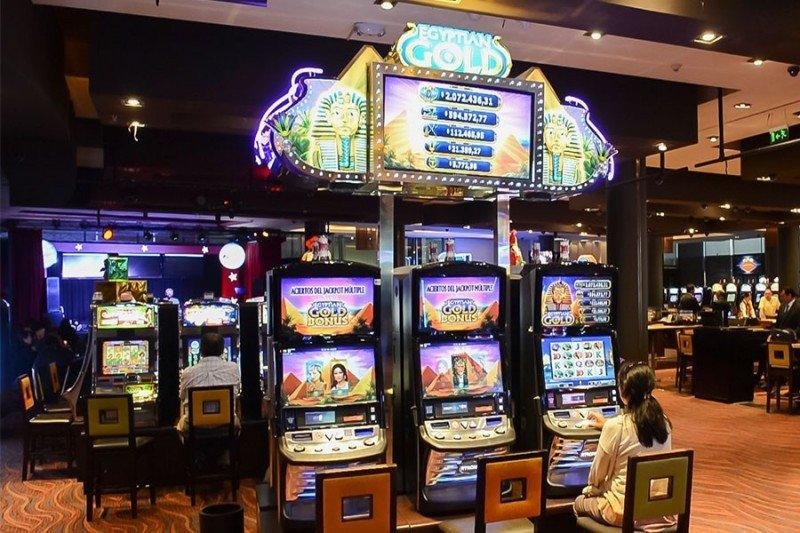 Sala de juegos de Enjoy Coquimbo. Foto: Enjoy.