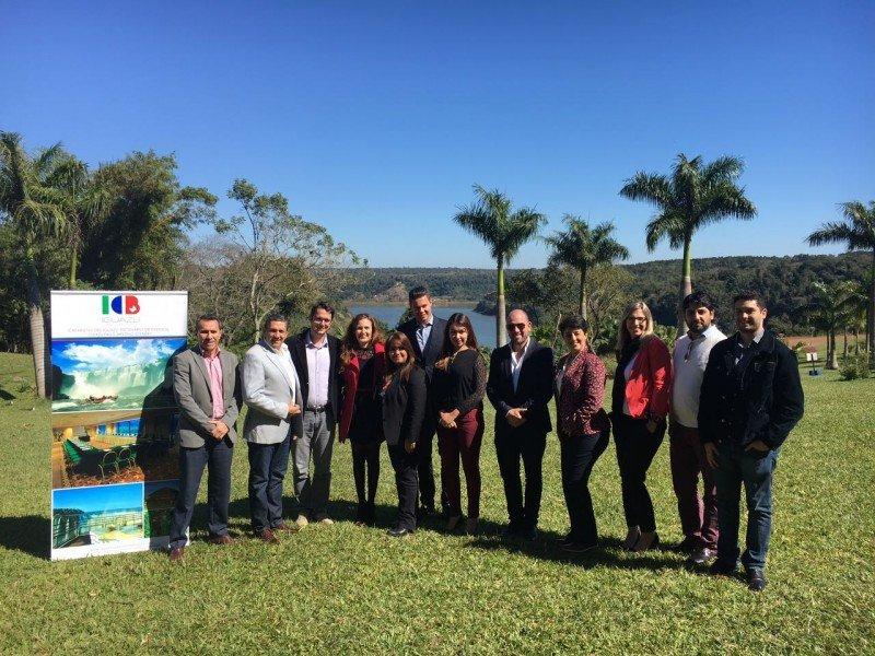 Iguazú, Ciudad del Este y Foz se unen para impulsar el segmento MICE