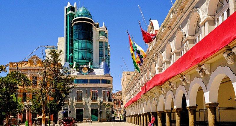 BlueBay desembarca en Bolivia con un hotel de cinco estrellas en Oruro