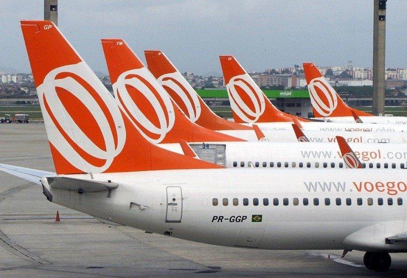 Demanda aérea crece en Brasil por quinto mes consecutivo