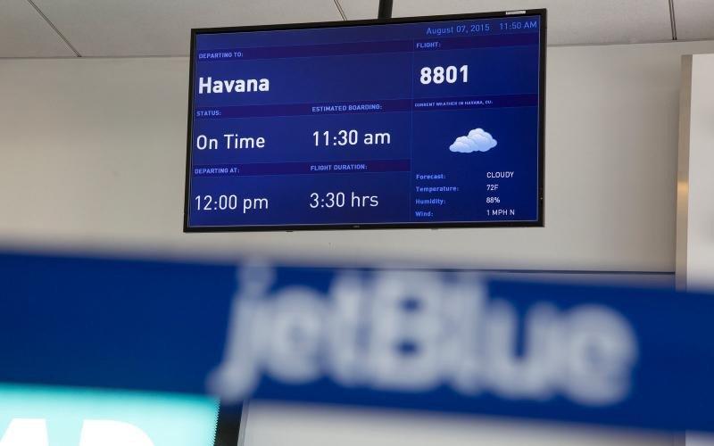 La aerolínea ha iniciado su segunda año de operaciones en Cuba. Foto: TravelandLeisure.