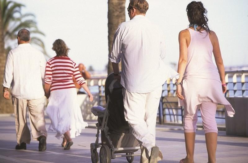 El dato es ligeramente inferior a julio del pasado año. Foto: Turismo Costa del Sol.