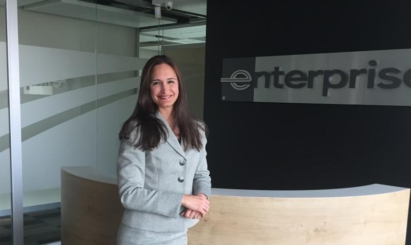 Enterprise Rent-A-Car España nombra una nueva directora comercial