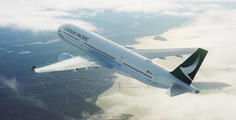 Cathay Pacific volverá a operar la ruta Barcelona-Hong Kong en 2018