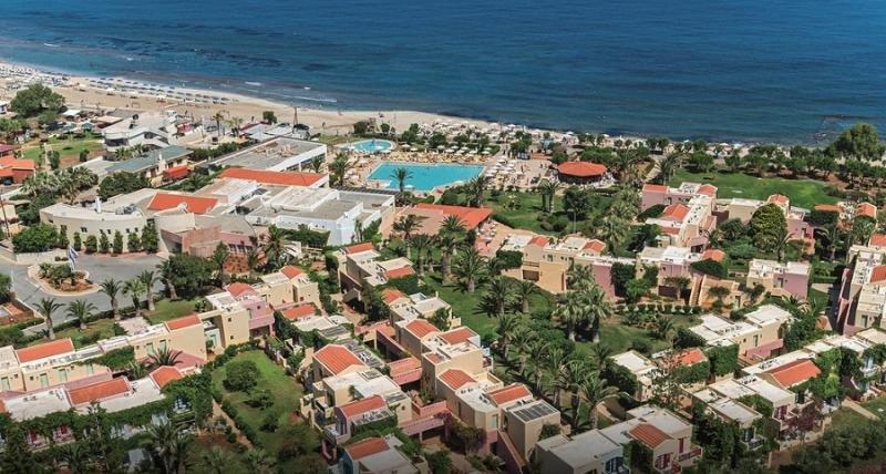 Allsun ha comprado un resort de 4 estrellas en Creta