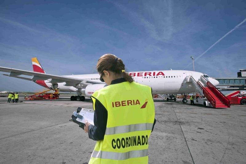 Firman el ERE de Iberia para un máximo de 955 trabajadores