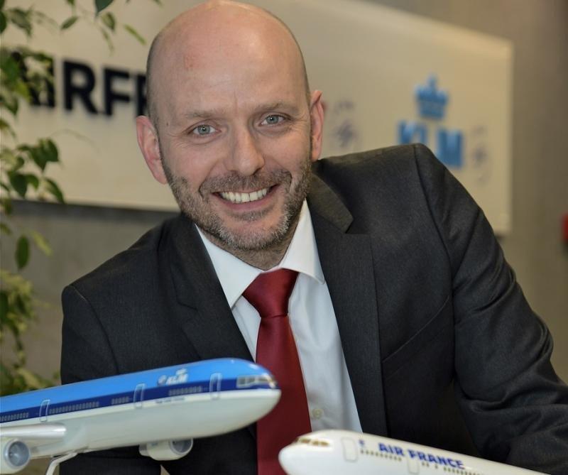 Air France-KLM nombra a Boris Darceaux director general para España y Portugal (Foto: AF KLM/ Manuel Charlon).
