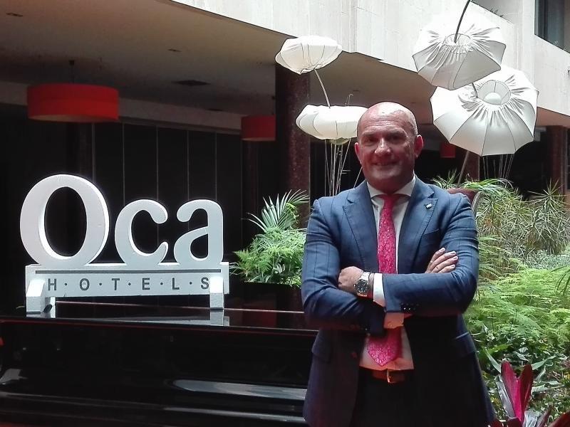 Nuevo director Comercial de Oca Hotels