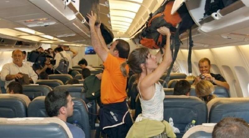 Ryanair baja la tasa de facturación y aumenta el tamaño del equipaje (Foto archivo: ViajeBien.com @ViajeBien).