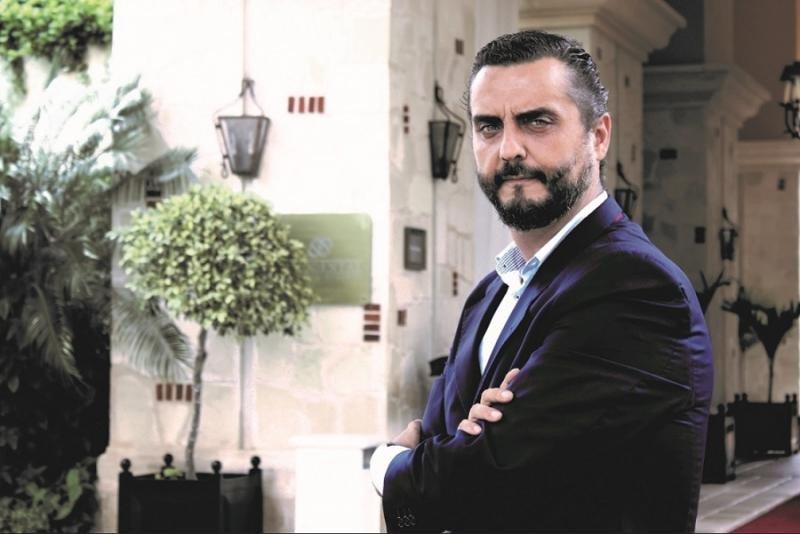Alejandro Roca Soto ocupará el cargo de director Financiero Corporativo