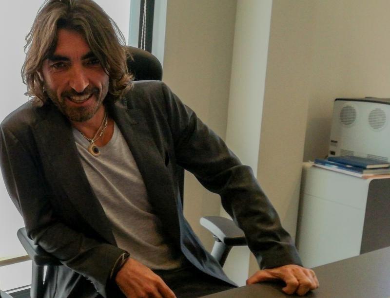 Javier Hidalgo, CEO de Globalia. Foto: HOSTELTUR