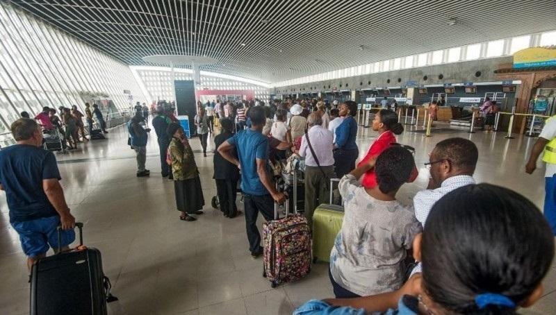 El Aeropuerto de San Juan reabre tras el paso de Irma por Puerto Rico