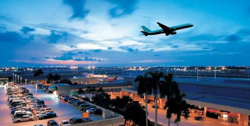 Aeropuerto Internacional de Fort Lauderdale-Hollywood.