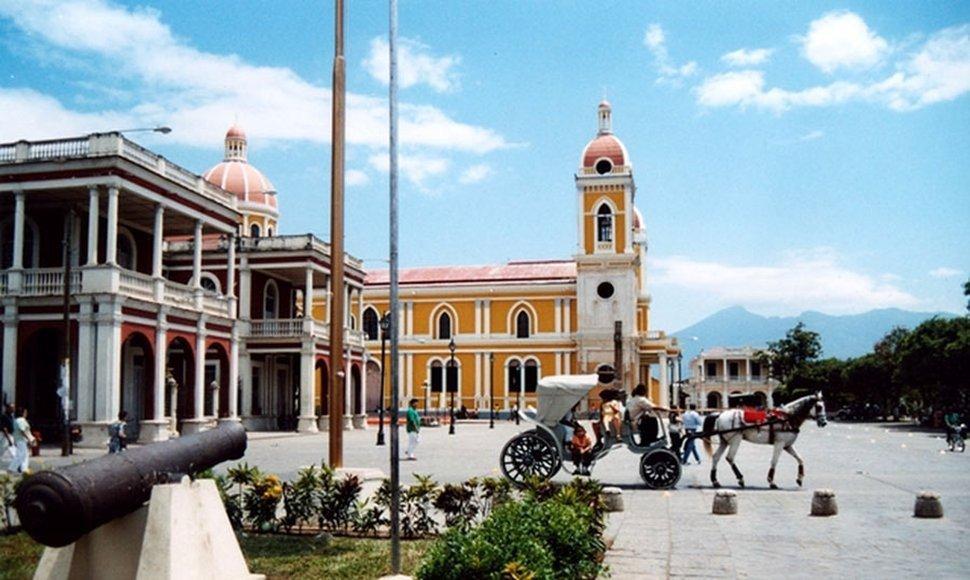 Nicaragua recibe 1,5 millones de turistas internacionales.