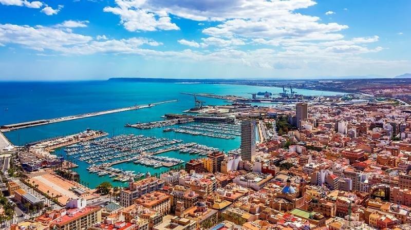 Lleno hotelero en Alicante por la Volvo Ocean Race