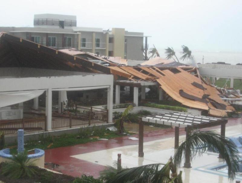 Las cadenas españolas en Cuba hacen recuento de daños tras el paso de Irma