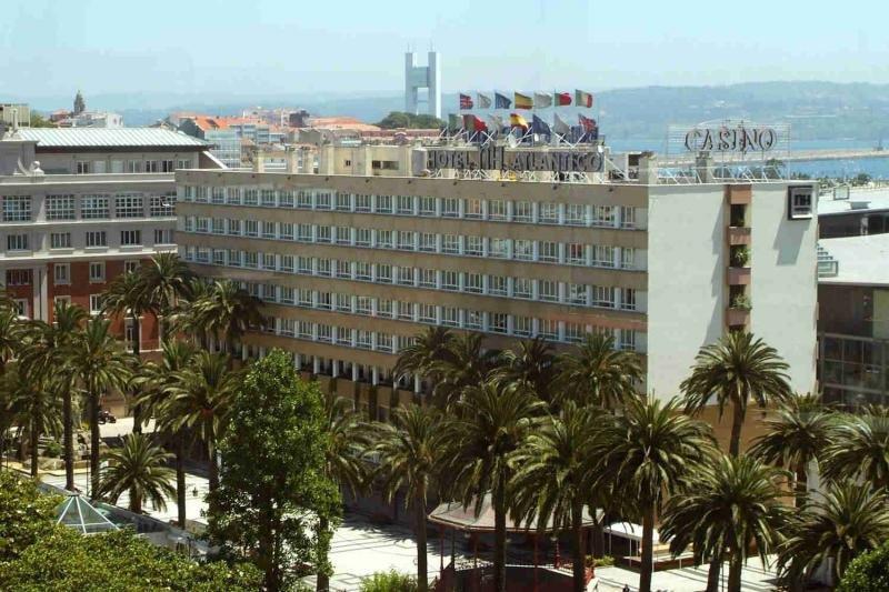 El edificio del NH Atlántico conservará su uso hotelero