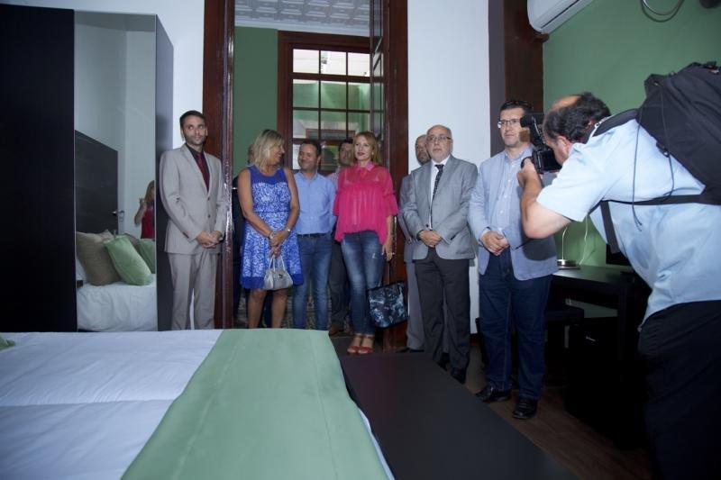 Convierten en hotel una casa centenaria en Gran Canaria